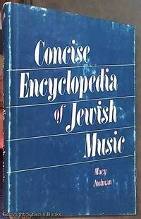 Concise Encyclopaedia of Jewish Music