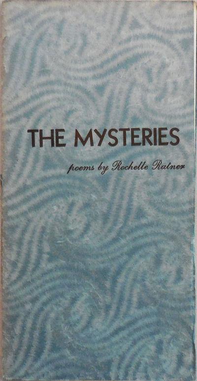 Birmingham, AL: Ragnarok Press, 1976. First edition. Paperback. Very Good. Sewn wrappers. An unpagin...