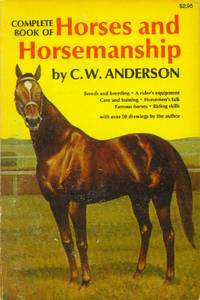 image of Complete Book of Horses and Horsemanship