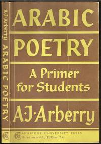 image of Arabic Poetry: A Primer for Students