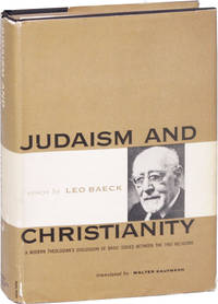 Judaism and Christianity [Signed]