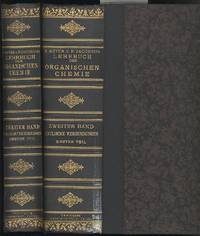 Lehrbuch der Organischen Chemie ... in zwei Bänden. -- Zweiter Band : Cyclishe Verbindungen. - Naturstoffe.