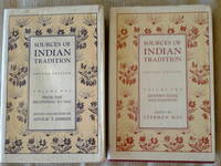 Sources of Indian Tradition (2 Vols)