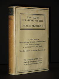 The Major Pleasures of Life