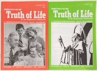 Seicho-no-ie, Truth of Life. A supradenominational truth movement [two issues: Sept. and Oct. 1991)