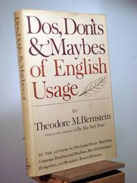 Do's Don'ts and Maybes of English Language