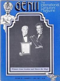 image of Genii: The International Conjurors Magazine: May 1981