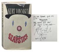 Slapstick by  Kurt Vonnegut - Signed First Edition - 1976 - from Carpetbagger Books, IOBA (SKU: 3106)