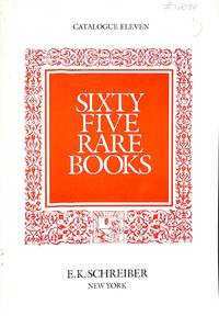Catalogue 11/n.d. : Sixty five rare books.