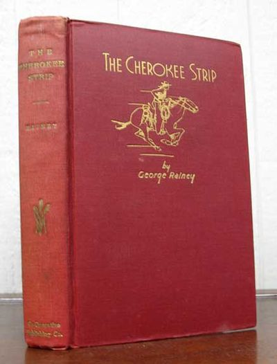Guthrie: Co-Operative Publishing Co, 1933. 1st edition (Howes R-18). SIGNED BY AUTHOR. Red cloth bin...