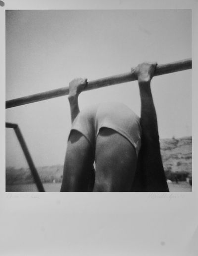 1978. Original silver gelatin photograph, image size 14 x 14 1/2 in. printed on photographic paper, ...