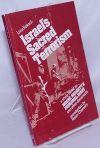 image of Israel's Sacred Terrorism: a study based on Moshe Sharett's Personal diary and other documents