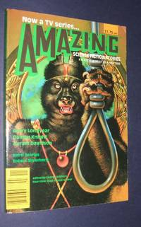 image of Amazing Science Fiction Stories November 1985 Vol. 60 No. 1