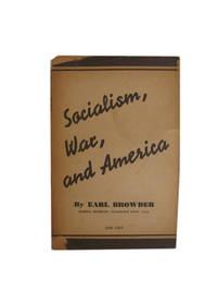 Socialism, War, and America