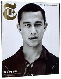 The New York Times Style Magazine, Men's Fashion, Fall 2007