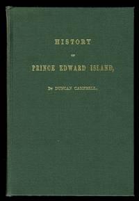 image of HISTORY OF PRINCE EDWARD ISLAND.
