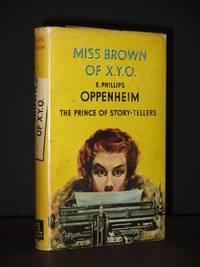 Miss Brown of X.Y.O.