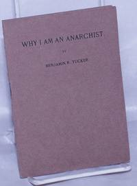 image of Why I am an anarchist