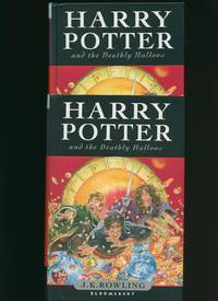 Harry Potter and the Deathly Hallows [Children's Edition] by  [born 1965]  J. K. - First Edition - 2007 - from Little Stour Books PBFA and Biblio.com