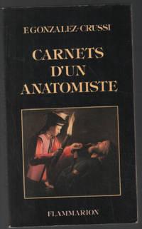 image of Carnets d'un anatomiste