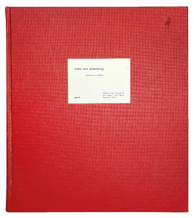Red cloth with printed paper cover label, black-lettered spine. Fine copy of the first edition in En...