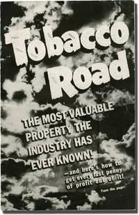 image of Tobacco Road (Original pressbook for the 1941 film)