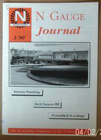 N Gauge Journal. 3/90 by  Roger Pearson - Paperback - 1960 - from Raffles Bookstore (SKU: Gr51.8)