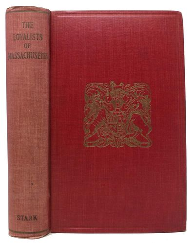 Boston: James H. Stark, 1910. 2nd edition (cf. Howes S-895). Original red publisher's cloth; spine &...