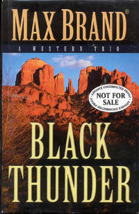 image of Black Thunder: A Western Trio