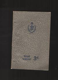 image of The Royal Victoria Infirmary, Newcastle Upon Tyne Official Souvenir 1935