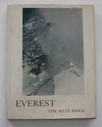 image of Everest the West Ridge