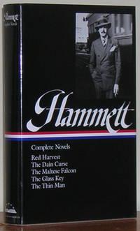 Hammett: Complete Novels by  Steven  Dashiell; Marcus - Hardcover - 1999-08-30 - from Rock River Books (SKU: 105)