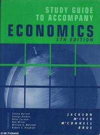 Study Guide to Accompany Economics 5th Edition