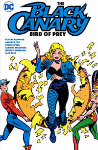 The Black Canary: Bird of Prey