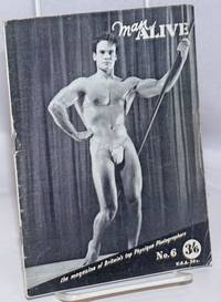 image of Man Alive: the magazine of Britain's top physique photographers no. 6, Aug/Sept 1959