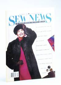 Sew News - The Fashion Magazine For People Who Sew, Number 75, October [Oct.) 1988 - Sharon Sullivan's Sweater Success by  Lisa Shepard - First Edition - 1988 - from RareNonFiction.com and Biblio.com