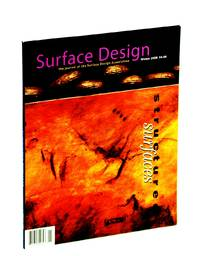 Surface Design Magazine, Winter 2008 - Structured Surfaces