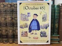 October '45: Childhood Memories of War (Creative Editions)