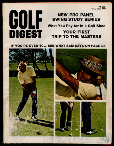 Norwalk, Connecticut: Golf Digest, Inc, 1968. Softcover. Very Good. First edition. Very good with li...