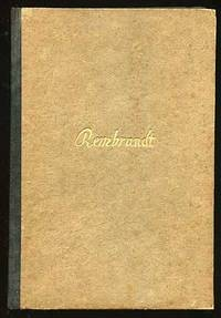 Leipzig: Insel Verlag, 1912. Hardcover. Very Good. First edition. Text in German, with introduction ...