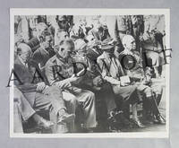 Original Photograph, Charles Lindbergh In Attendance At The Lilienthal Aviation Society Congress, Munich, Germany, 1937