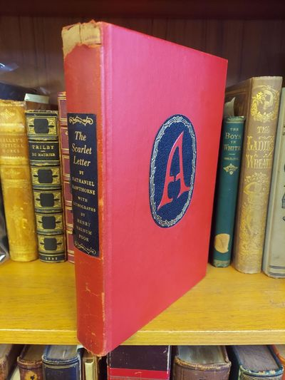 New York: Limited Editions Club, 1941. Limited Edition. Hardcover. Octavo; 393 pages; G+; Bound in R...