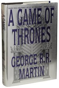 image of A GAME OF THRONES: BOOK ONE OF A SONG OF FIRE AND ICE