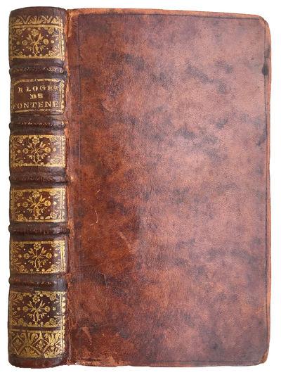 Paris:: Chez la Veuve Brunet fils,. . . et Marc Bordelet 1733., 1733. 12mo. , 422 , pp. Frontis. eng...
