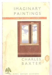 image of IMAGINARY PAINTINGS AND OTHER POEMS