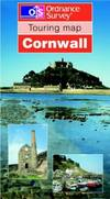 image of Cornwall (Touring Maps)