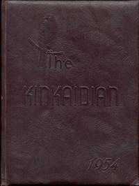image of The Kinkaidian 1954