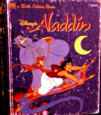 A Little Golden Book DISNEY'S Aaddin