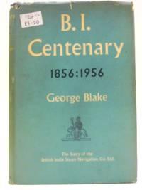 B.I. Centenary 1856-1956