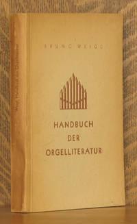 HANDBUCH DER ORGELLITERERATUR